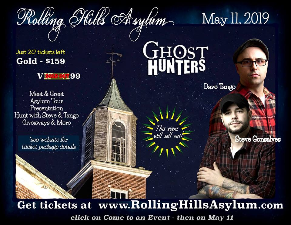 Celebrity ghost stories july 2019