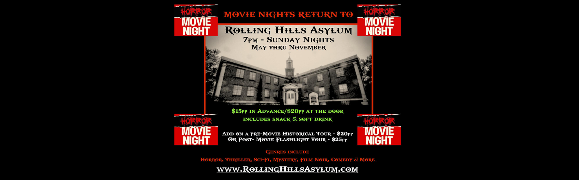 RHA Movie Night